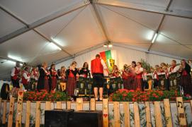 Musikfest in Scherstetten